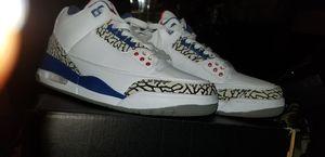 4ad20f2f45bf Air Jordan Retro 3 OG TRUE BLUE for Sale in Bowling Green