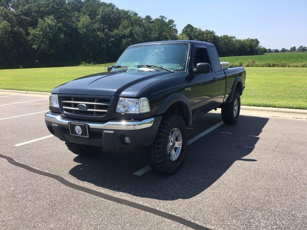 2002 Ford Ranger Xlt 4x4