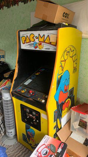 Photo PAC-man arcade video game