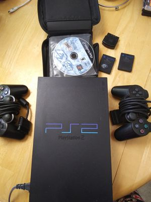 PlayStation 2. plus extras for Sale in Leadville, CO