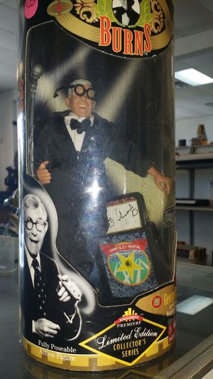 George Burns collector doll for Sale in Orlando, FL