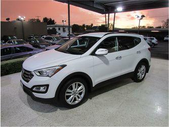 2013 Hyundai Santa FE Thumbnail