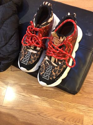 Versace Chain Reaction Sneakers for Sale in Fort Washington, MD