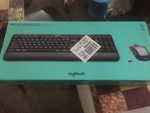 Logitech MK520 Advanced keyboard for Sale in Temple Hills, MD