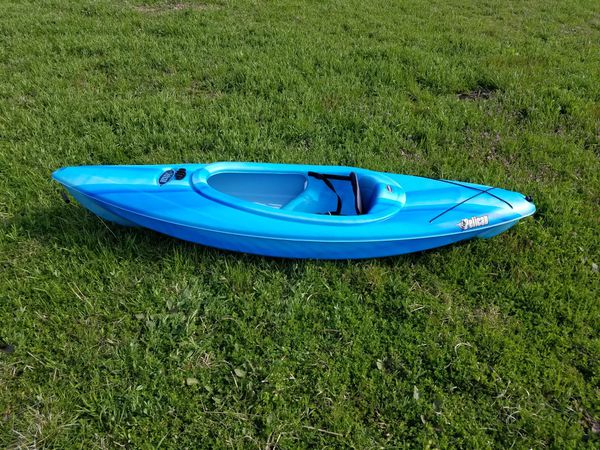 8' Pelican Kayak for Sale in Gore, OK - OfferUp