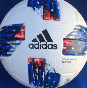 BRAND NEW OFFICIAL SOCCER BALL SIZE 5 FIFA ARRPOVED NATIVO MLS for Sale in Alexandria, VA