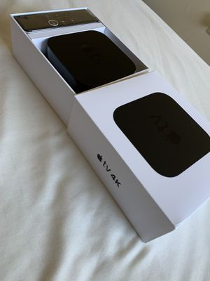 Apple TV 4K 5th generation 64GB for Sale in Silver Spring, MD