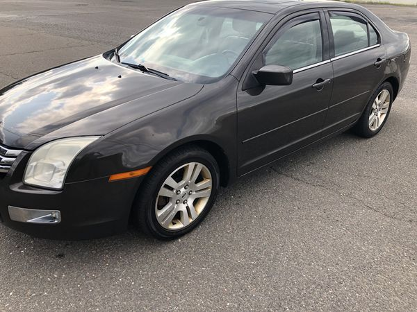 2006 Ford Fusion Sel 121 K Miles For In East Hartford Ct Offerup