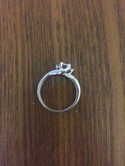 Princess cut diamond ring Thumbnail