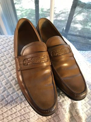 Gucci Brown shoes size 9 for Sale in Burke, VA