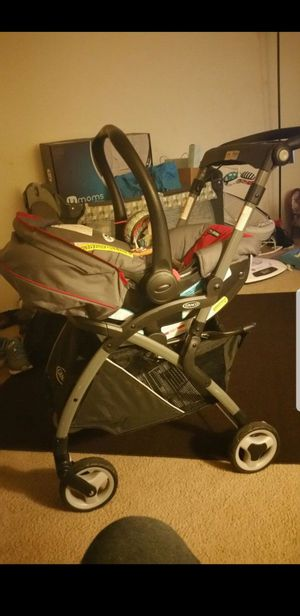 Graco car seat carrier (car seat not included) for Sale in Washington, DC