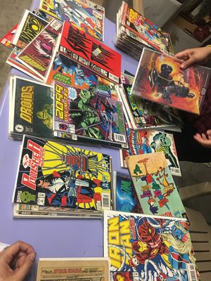 Marvel comic collection for Sale in San Diego, CA