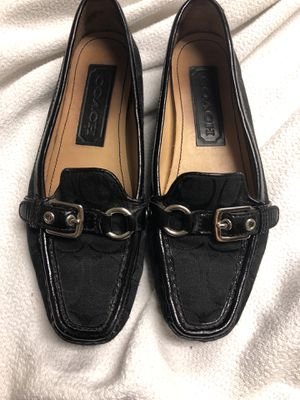 Coach loafer shoes woman's size 6 for Sale in Inwood, WV
