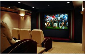 Dragonfly hand-wrapped Projection Screen/ 100 inch/ View my pics for specs. Retails $1500. for Sale in Nashville, TN