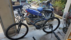 Photo Mongoose EFX 21 speed bike