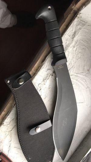 Ka-Bar Custom Made Machete for Sale in Baltimore, MD