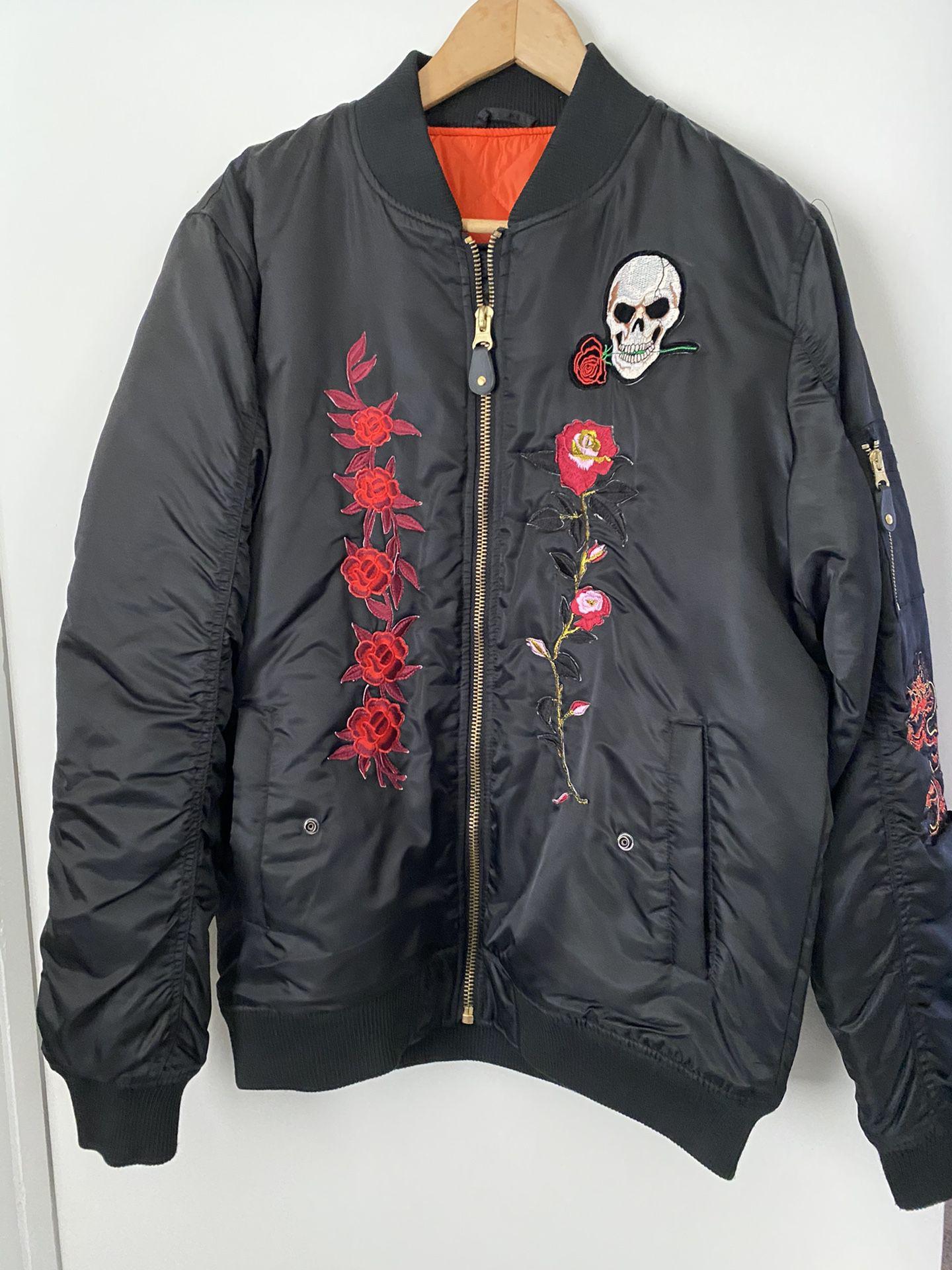 Trap house Jodeci Bomber jacket