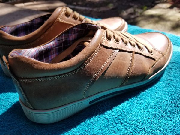 06dbc2d5bf4 Men s 9 Steve Madden Brown Leather Shoes