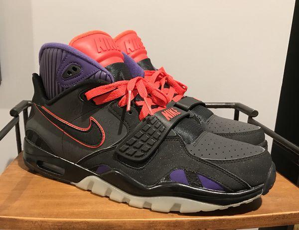 909de2e4d24e5 Nike Air Trainer SC II Prm QS Megatron Calvin Johnson Size 11 for ...