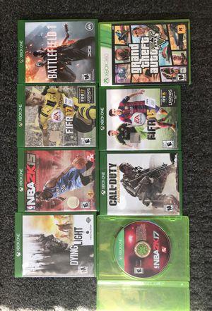 Xbox games for Sale in Salt Lake City, UT