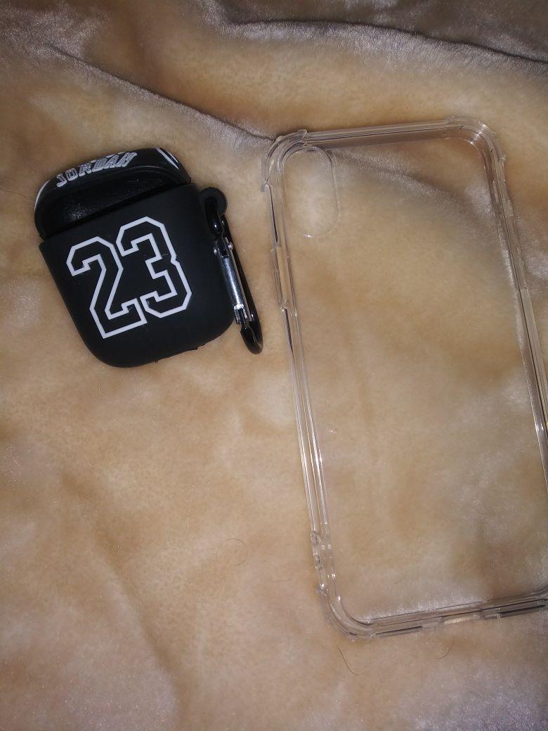IphoneX & Airpod case
