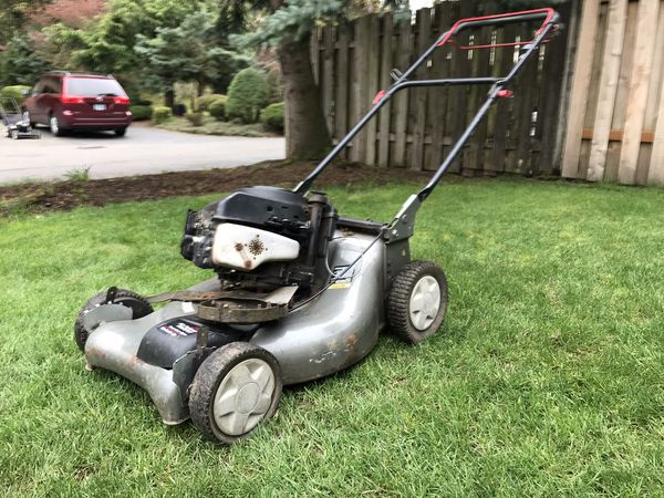 Craftsman 6 5 HP Self Propelled Lawn Mower (Parts or Fix) for Sale in  Portland, OR - OfferUp