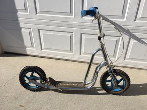 Old School BMX General Chrome Kick Scooter for Sale in Milpitas, CA