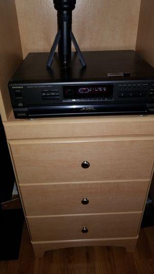 CD changer CD player for Sale in Linden, NJ