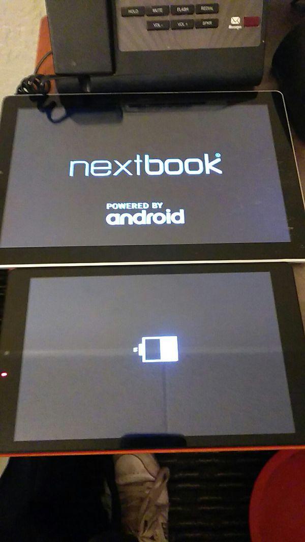 (2)Nextbook Tablets 8