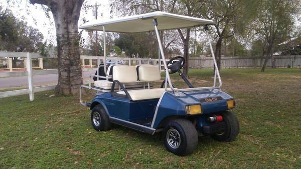 2000 Club Car Golf Cart For Sale In Mission Tx Offerup