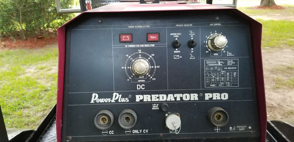 Thermal Arc Predator Pro 270 Amp Gas