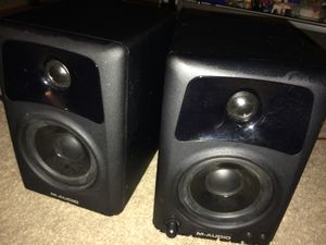 M AUDIO STUDIO SPEAKERS for sale  Tulsa, OK