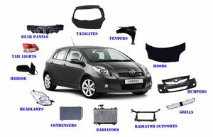Auto body parts, all makes all models for Sale in Phoenix, AZ