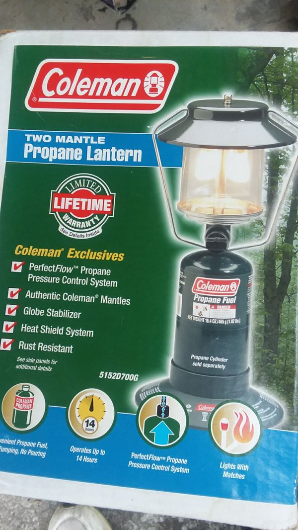 Coleman lantern new in box for Sale in Maple Valley, WA - OfferUp