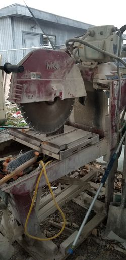 Cutting machine for tile or stone Thumbnail