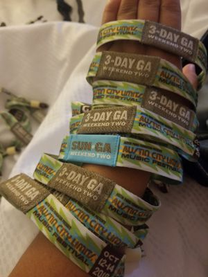 Acl Wristband for Sale in Austin, TX