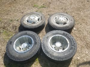 Photo Chevy GMC Dually Wheels for sale