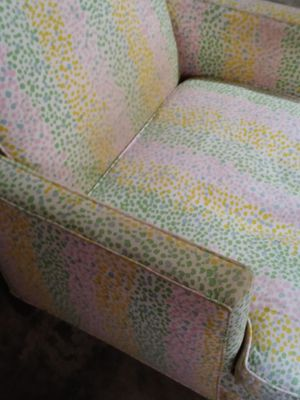 Chair and ottoman for Sale in Richmond, VA