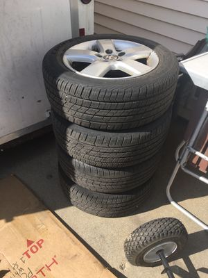 Photo Jetta Rims and tires! 205/55 R16