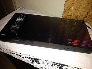 LG 4K Ultra Blu-ray DVD Disc Player!! for Sale in Alexandria, VA