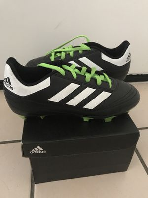 Adidas Goletto Kids Cleats sz1 for Sale in San Diego, CA