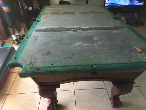 Pool Table Movers For Sale In Miami FL OfferUp - Pool table movers miami