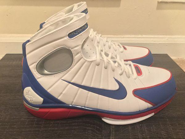 e4c5b579a3e1 Men s Nike Air Zoom Huarache 2K4 All Star Retro USA Size 10.5 for ...