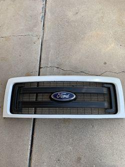 Parrilla de Ford 2013/14 Thumbnail