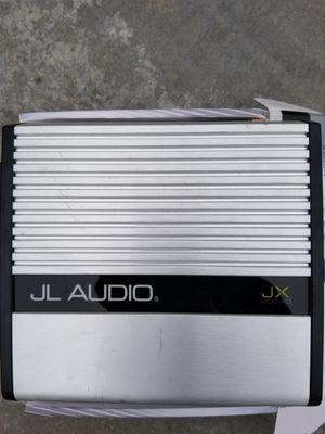 Jl Audio jx400 4d. JL AUDIO JX400/4D 4-CHANNEL AMP CLASS D CAR 400W RMS AMPLIFIER for Sale in Bakersfield, CA
