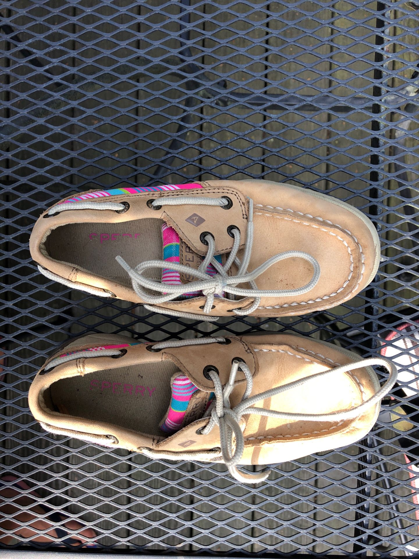 Kids Sperry Shoes Size 13