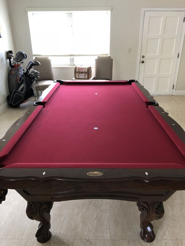 Pool Table Connelly Billiards Table Furniture In Coral Gables FL - Connelly billiards pool table