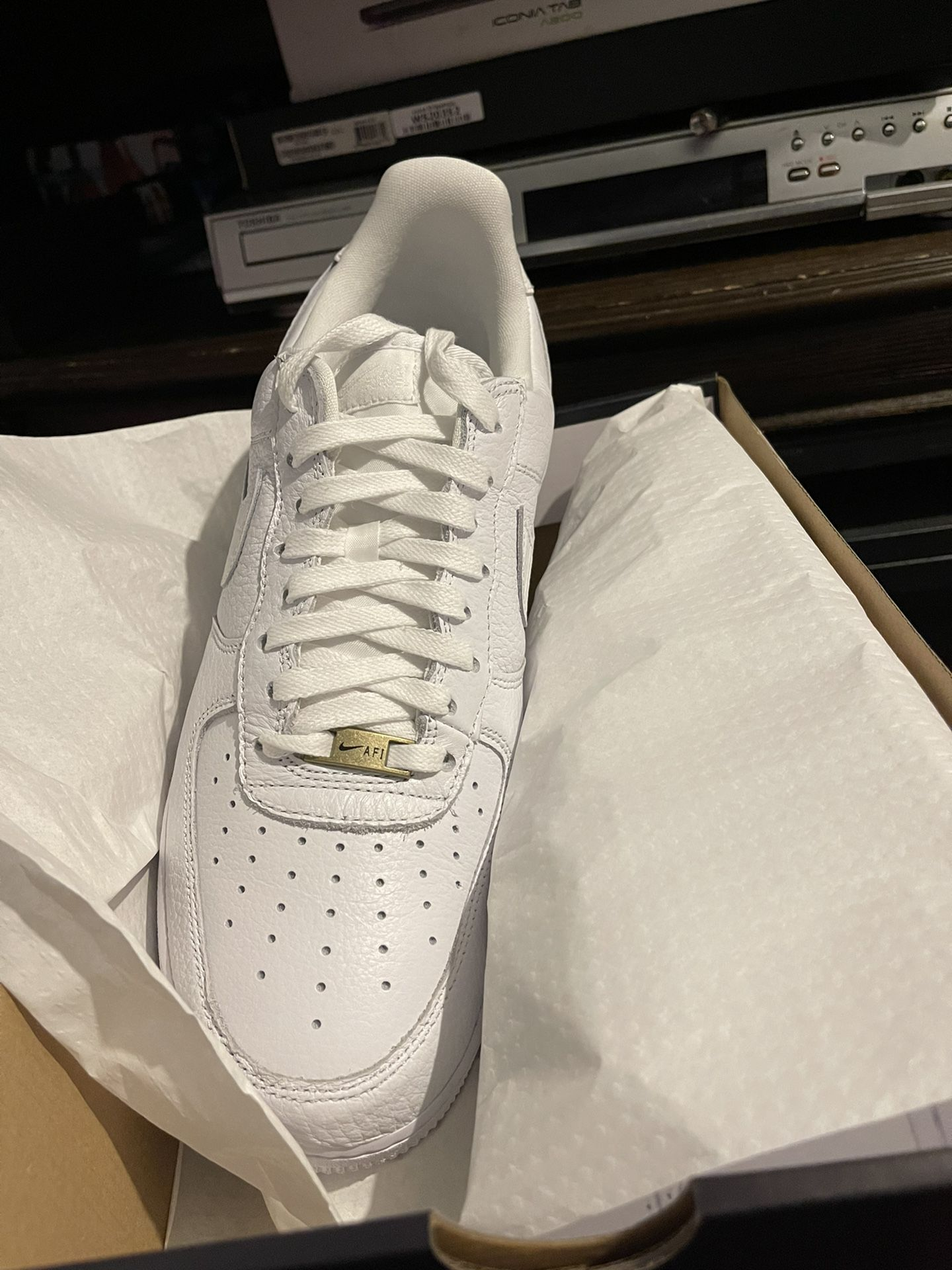 Nike Craft Air Force Ones $125 FIRM…….SIZE 11.5