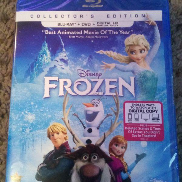 Digital Movie Code for Disney's Frozen in HD for Sale in Baytown, TX -  OfferUp