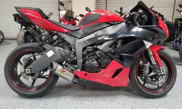 2012 Kawasaki Ninja Zx6r For Sale In El Cajon Ca Offerup
